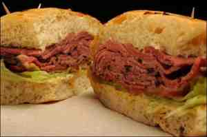 Over Stuffed Specialty Sandwiches
